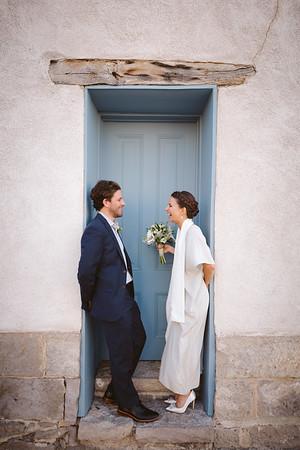 Branden & Abby Downtown Tucson Wedding.