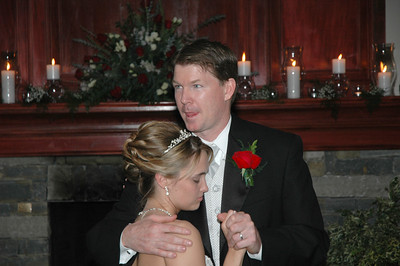 Krista and Brendan Evans  Married February 18th 2006