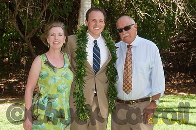 Brent Daubenspeck & Jillian Traczuk Wedding - Honolulu, Hawaii – June 23, 2011