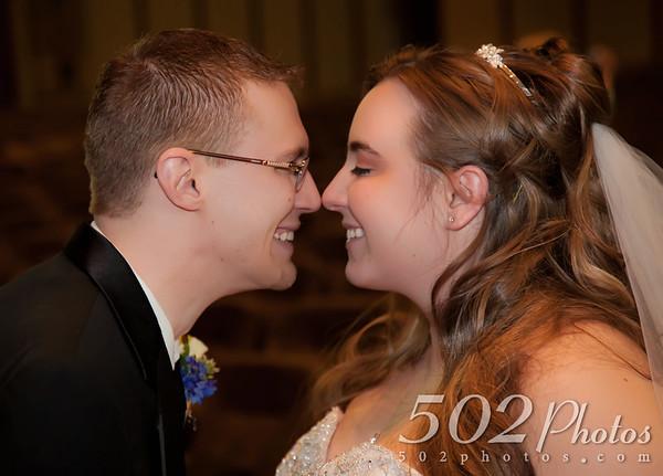 Brent & Julie Wedding