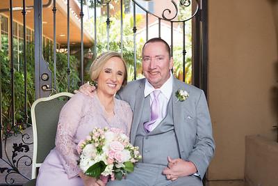 Bret & Jill Tie the Knot at The Villa in Orange