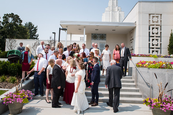 Bret & Amanda Wedding