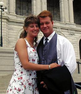 Leah & Brian