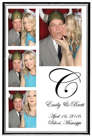 Brett & Emily's Wedding