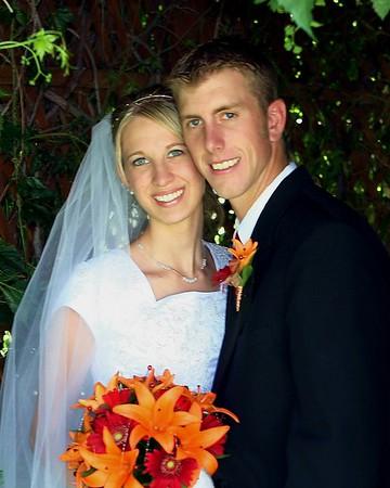 Brett & Kimberly Miller, 6 August 2005