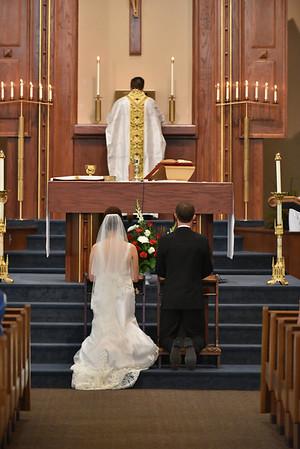 Brett and Tabitha Ceremony