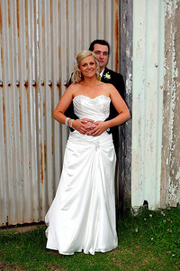 Images from the beautiful wedding of Brett & Renee - 19th November 2010 (Photos: Robshots.com.au)