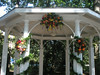Gazebo Floral Arrangement