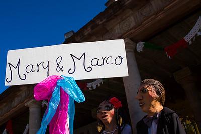 Brett's Wedding - Mary & Marco