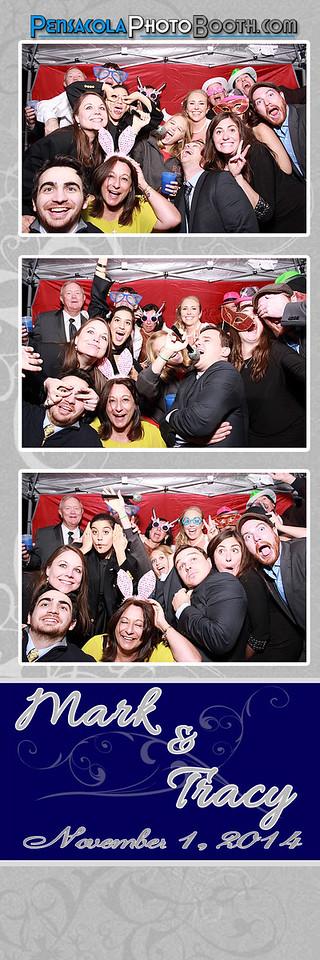 Mark + Tracy Wedding 11-1-2014
