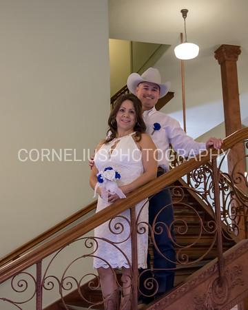 Brian and Brenda Davidson Wedding 2018