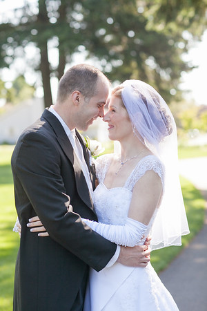First Looks and Couple's Photos