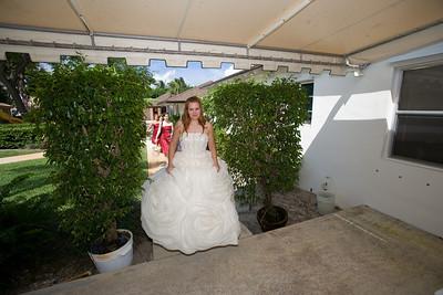 Marie-Regine Grace Considine Brian Ridolfo Wedding