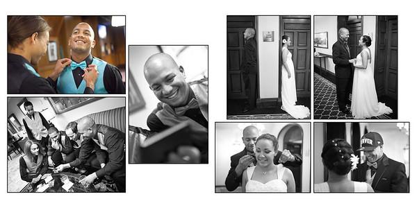 Briana & James Wedding Album