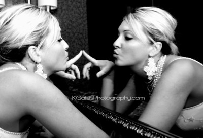 Bridal Boudoir - KGatesPhotography