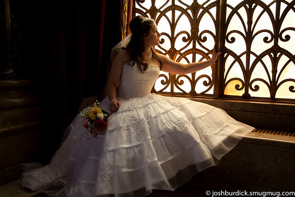 Burdick Bridal Portraits