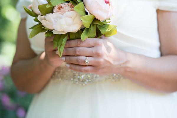 Cerise's Bridal Shoot