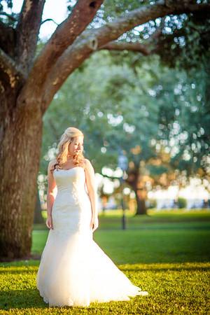 Kendall Bridal Portrait