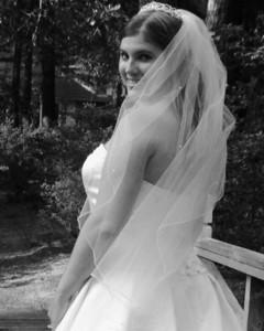 Missy Wohlfeiler Bridal Portrait