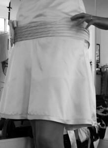 WHITE Anne Bridal Gown 019