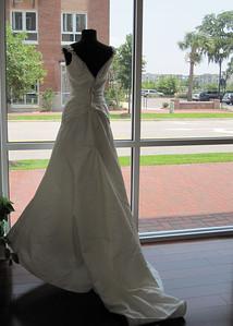 WHITE Anne Bridal Gown 007