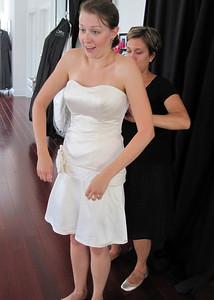 WHITE Anne Bridal Gown 006