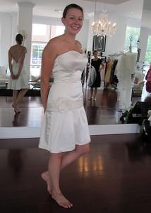 WHITE Anne Bridal Gown 009