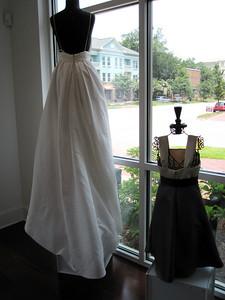 WHITE Anne Bridal Gown 030