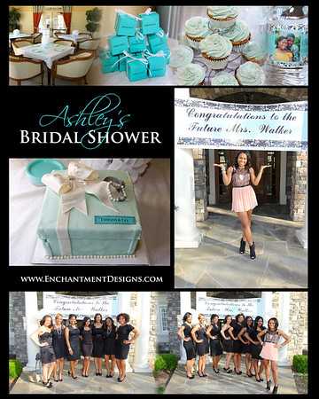 Ashley Crowder's Bridal shower