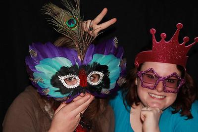 Roanoke Bridal Show Jan 20, 2013