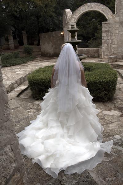 Bridal shoot VOSH