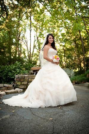 Brianna Cantu Bridal Portraits