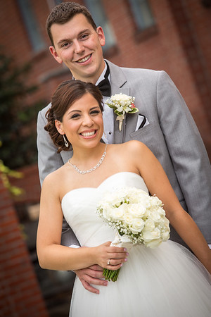 Hayes Bride and Groom Images