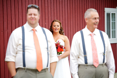 Voght Bride and Groom Images