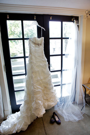 Melissa and Chris Huddleston Wedding Proofs