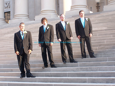 wedding, groomsmen