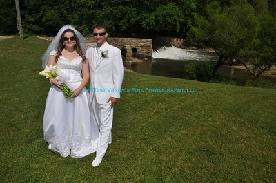 wedding, bride, groom, sunglasses