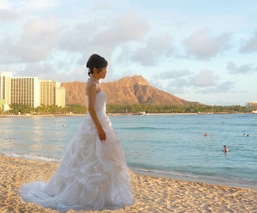 bride Diamond Hd Beach 1111c