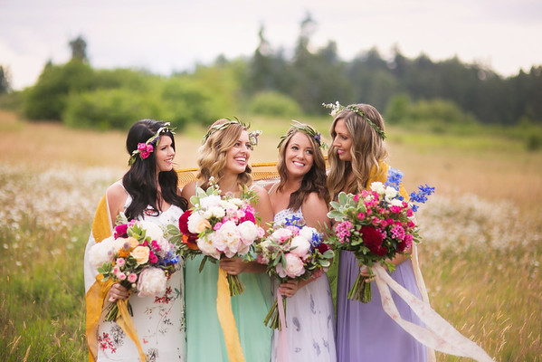 Bridesmaids {Styled Session}