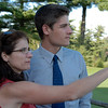 Bridget and Riches wedding. Lake Placid Aug 23, 2008