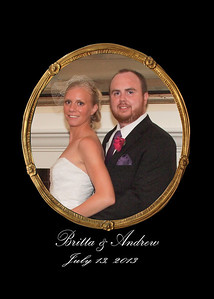 Britta and Andrew a