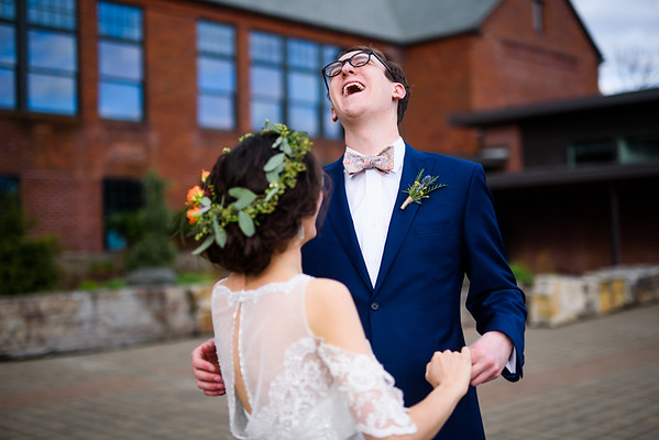 Brittain and Bethany Wedding