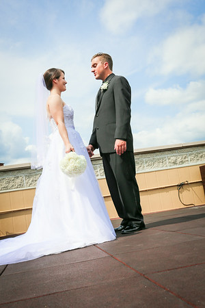 Brittany + Cody = Married!     Indianapolis, IN