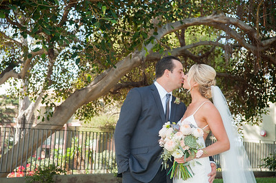 Brittany & Mat | Powerhouse Del Mar