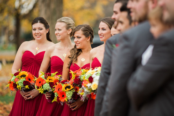 5. Bridal Party Formals