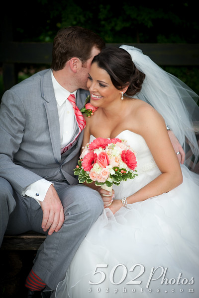 Brittany + Neal Wedding
