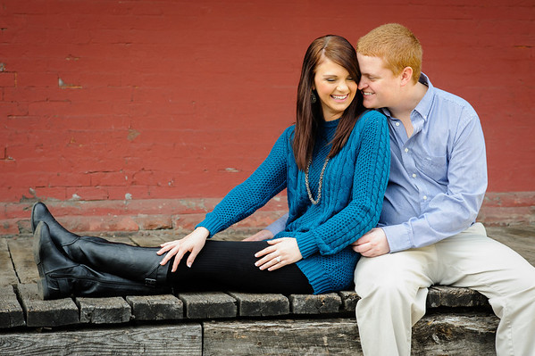 Brittany and Jonathan Engagement