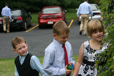Aaron, Justin, Abby