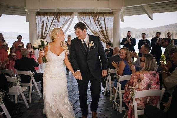 Brittney & Greg {Wedding} August 19, 2017