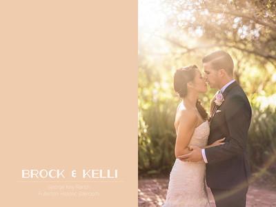 Brock and Kelli Married!